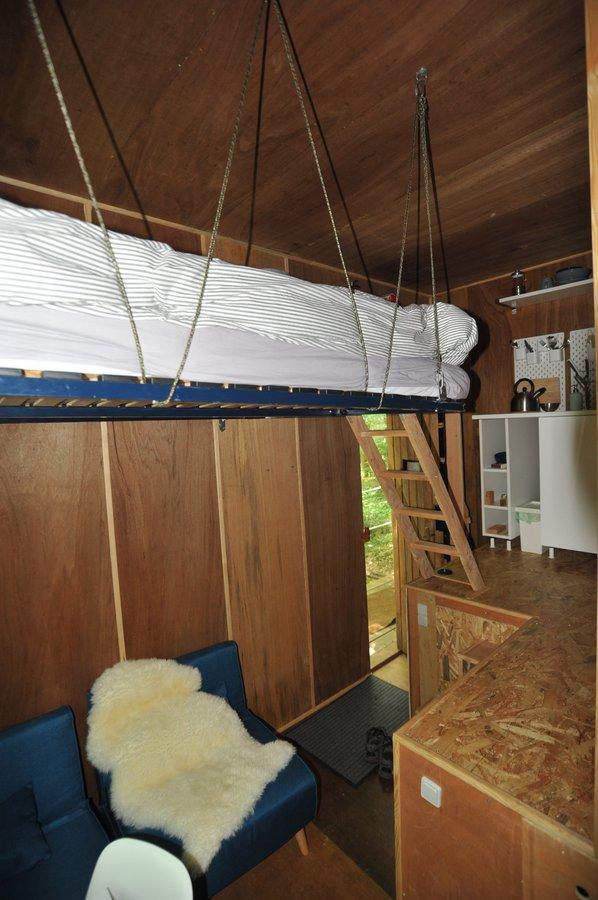 cabane dans les arbres cabane fouletot la cabane en l 39 air. Black Bedroom Furniture Sets. Home Design Ideas